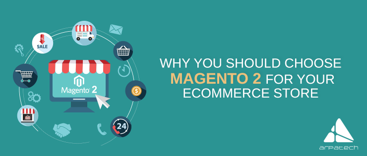 Ecommerce With Magento 2