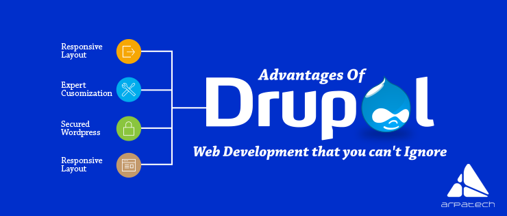 advantages-of-drupal-development