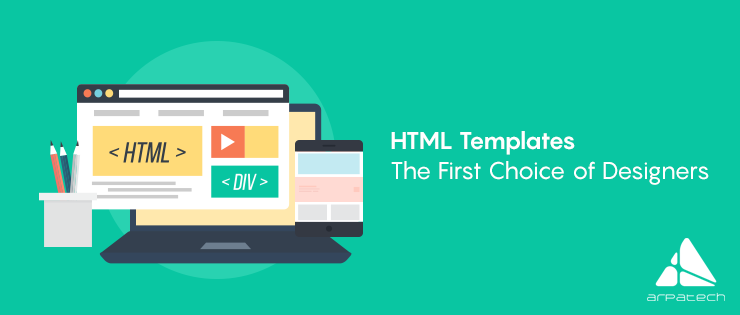 why-html-templates-are-the-first-choice-of-designers