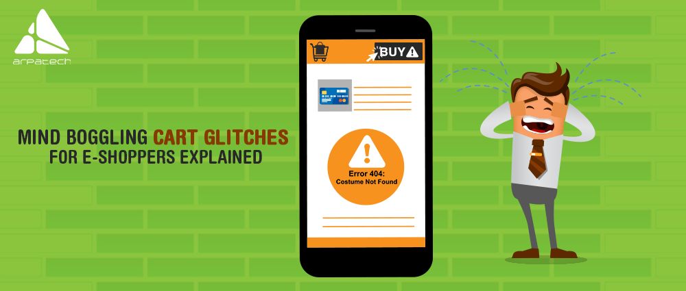 ecommerce, mind boggling cart issues, mind boggling cart glitches for e-shoppers explained, cart glitches for e-shoppers, shopping cart problems
