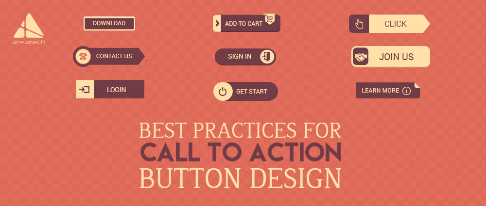 Best practices for CTA buttons