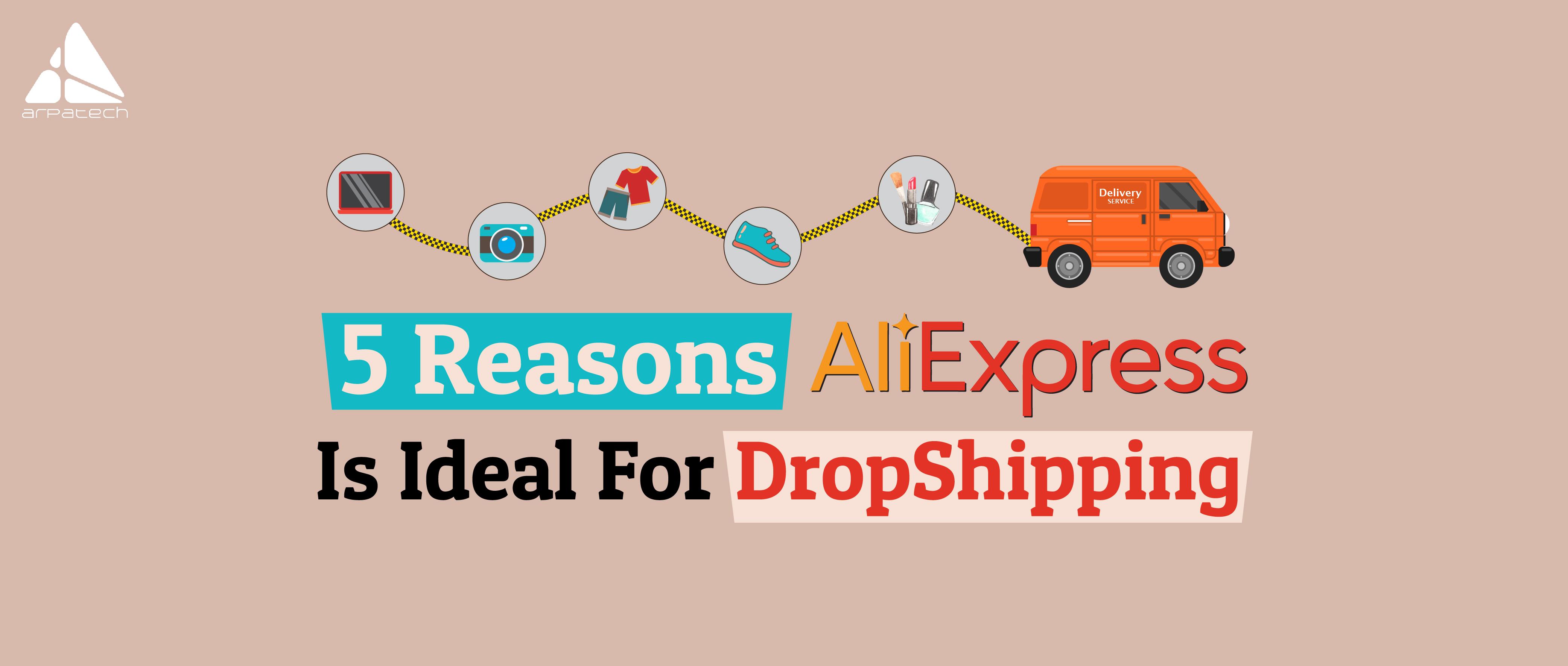 Aliexpress for dropshipping