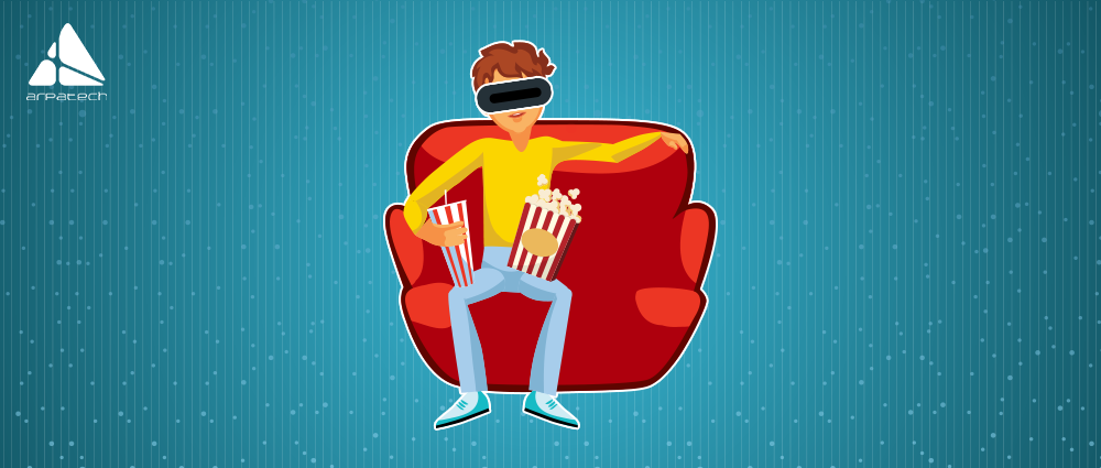 Watching-movies-VIA-VR