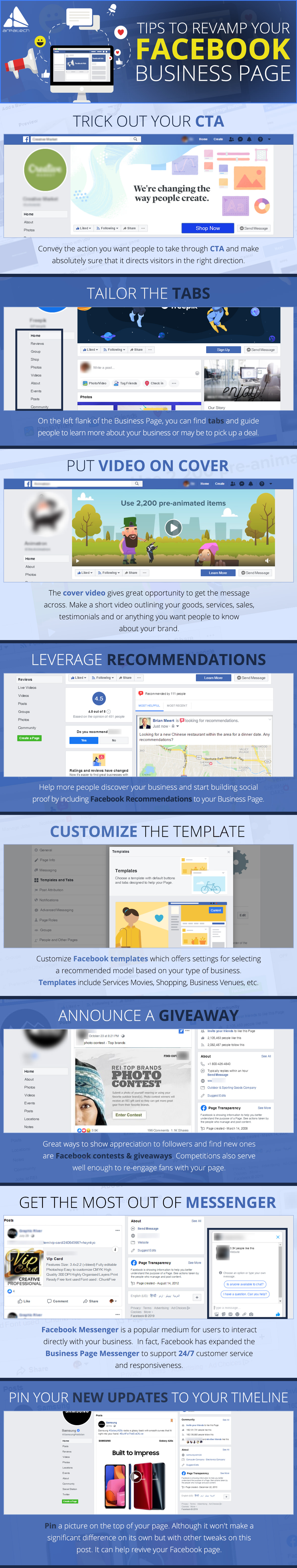 facebook-business-page-infographics